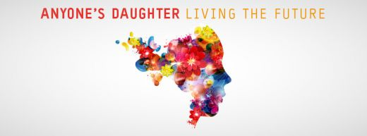 "ANYONE'S DAUGHTER - ""Living The Future"" 2018"