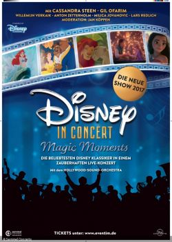 "DISNEY IN CONCERT  ""Magic Moments"" mit dem Hollywood Sound Orchestra"