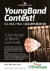 Young Band Contest 2014